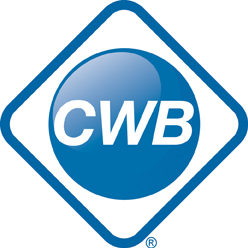 We are CWB certified to W47.1 Div. 3